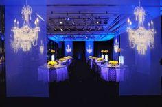 The Sophisticated Affair Event Planning: Wedding Reception Lighting Ideas