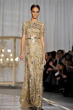 Jason Wu Sparkle Long Dress