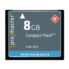 Reviews Promaster Performance 8GB Compact Flash Card, 500X The best bargains - http://topprintersink.com/reviews-promaster-performance-8gb-compact-flash-card-500x-the-best-bargains