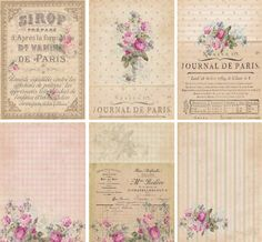 INSTANT DOWNLOAD diGiTAL DoWnLOAds ShaBBY ChIc GiFt TAgs by bitmap