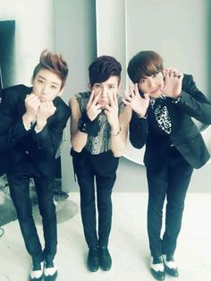 UKISS's Aegyo  Kevin has the cutest aegyo
