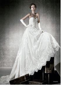 Descubre el catálogo St. Patrick 2016 | St. Patrick San Patrick, One Shoulder Wedding Dress, Wedding Dresses, Fashion, Party Dresses, Bridal Gowns, Godmothers, Fascinators, Brides