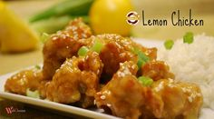 """""""It's authenticity served in a plate."""" """"Golden Joy's Lemon Chicken."""""""