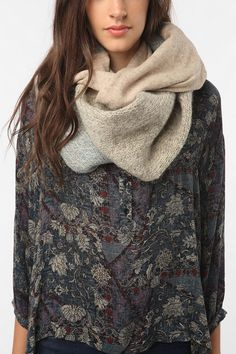 I can never get enough scarves