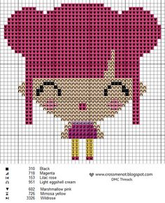 Cross me not: free cross-stitch patterns