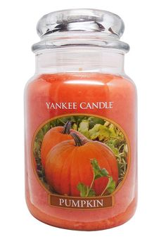- The perfect fragrance for the Fall & Holiday Season - Sweet pumpkin, nutmeg, molasses will make your home warm and inviting. - The traditional signature jar candle reflects a warm, relaxed sense of