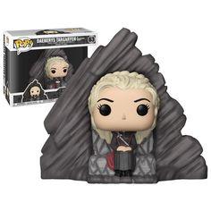 Funko POP! Game Of Thrones #63 Daenerys Targaryen On Dragonstone Throne - New, Mint Condition. https://www.supportivepc.com/funko-pop-game-of-thrones-63-daenerys-targaryen-on #Funko #FunkoPop #GameOfThrones #Collectibles