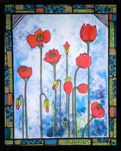 Red Poppies   Flickr - Photo Sharing!