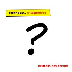 Today's deal is an in-store surprise – head to your local Co-op to get off their mystery deal for today.