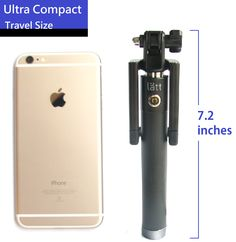 Selfie stick with for Apple iphone & Android phones