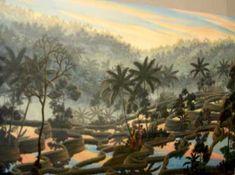 Balinese View | Walter Spies