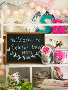 Selina Lake's Home featured in Flow Magazine