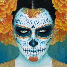 Tête de mort mexicaine Plus