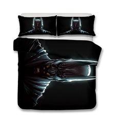 697c25d00e 3D Art Design Bedding 2018 DC Batman Print Duvet Cover Bedding Sets.  Piumoni LettoSet Di Biancheria Da ...
