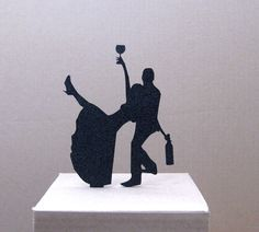 Josh already said no to this cake topper, but it would be perfect/hilarious!