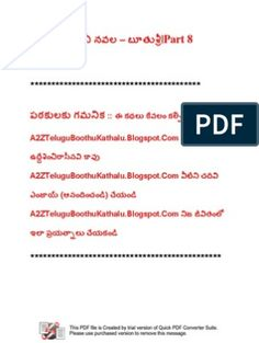 Telugu boothu kathalu A to Z Free Novels, Free Pdf Books, Books To Read Online, Reading Online, Business Software, Ebooks Online, Document Sharing, Telugu, Computer File