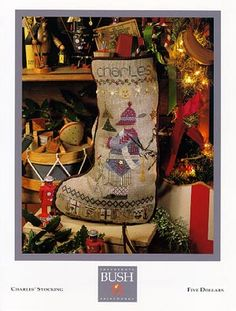 105 Best cross-stitch christmas stocking patterns images in 2018