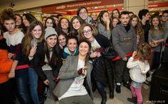 Ilaria Rastrelli al centro commerciale Gran Reno (BO) #ilaria #ilariarastrelli #XF8 #skyuno #xfactor8 #pinit #onori