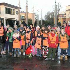 Piedibus: gli scolari imparano l'educazione stradale - Gazzetta di Parma