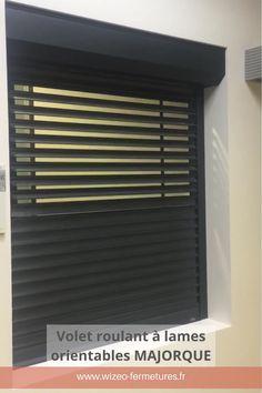 House Main Gates Design, Door Gate Design, Garage Door Design, Window Grill Design Modern, Balcony Grill Design, Window Design, Modern Windows And Doors, Blinds For Windows Living Rooms, Window Shutters Exterior