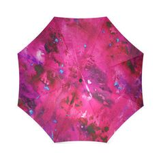 Pink umbrella umbrella with printed by Traceyleeartdesigns on Etsy Pink Umbrella, Umbrellas, Art Designs, Etsy, Trending Outfits, Unique Jewelry, Handmade Gifts, Prints, Painting