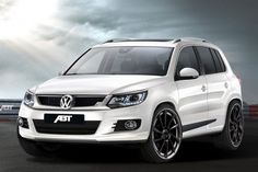 The ABT becomes the first firm to announce ameliorative kit for The revamped Volkswagen Tiguan 2012. The kit is still in the planning phase and the photos you see are renderings of the result. Mechanically, the 2.0-liter TDI of 140 hp will pay 170 now and that the factory 170 190 horse. The 1.400aris TSI will pay 210 of 160 horses, ... Read More