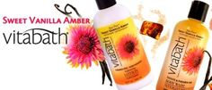 """""""The feel of the Sweet Vanilla Amber body wash and lotion were great for refreshing my skin after being out in the summer weather. After using I was left with a light and sweet scent, which was very relaxing since its a warm scent of rich amber laced with calming vanilla and soft tiare flower."""""""