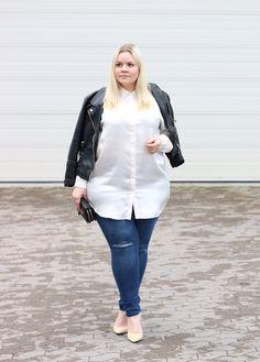 Plus Size Fashion - Emmi Snicker