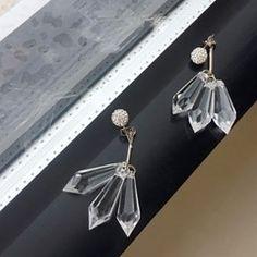 [본에뜨]glass earring