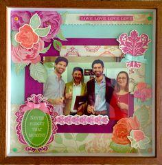 Family Layout Created by Jenny