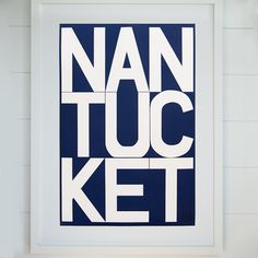 This fine art giclee print is a reproduction of the original paper collage created by Liz Roache. Printed with the very finest archival pigments on premium heav Nantucket, Metal Wall Art, Giclee Print, Canvas Art, Wall Decor, Fine Art, Prints, Inspiration, Living Rooms