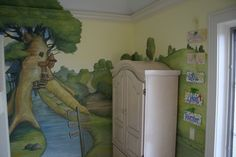 Murals traditional kids