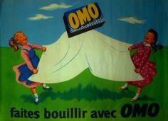 OMO french ad.