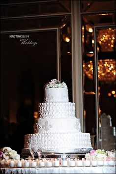 Delicious And Beautiful Wedding Cake By Haydelu0027s Bakery, 4037 Jefferson  Hwy, New Orleans, LA;