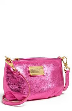MARC BY MARC JACOBS 'Classic Q - Percy' Crossbody Bag, Small available at #Nordstrom