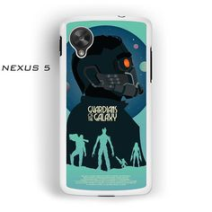 GUARDIANS OF THE GALAXY Poster to be Given to Marvel Panel Attendees for Nexus 4/Nexus 5 phonecases