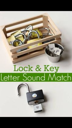Language activity. Letter and sounds