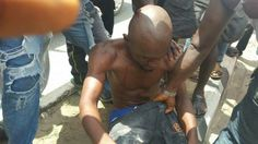 Carjacker who tried to kidnap baby nabbed in Gbagada   A man was on Monday nabbed through the combined efforts of a soldier and hoodlums after he allegedly stole a car and tried to escape with an 11-month-old baby in it.  Adebowale Olayinka who narrated the story on Facebook said a woman parked her car by the roadside to quickly buy meat in Gbagada. The woman left the engine running because her baby and her grandmother were in the car.  The thief reportedly kicked the grandmother out of the…