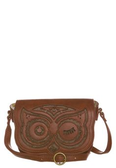 Nica Handbag With Owl Lt 3 Tans Everyday Fashion Trapillo