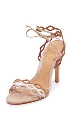 Haz Clic Para Ver Los Detalles Envíos Gratis A Toda España Schutz Jaffy Wrap Sandals Eyelet Straps Around The Ankle Of