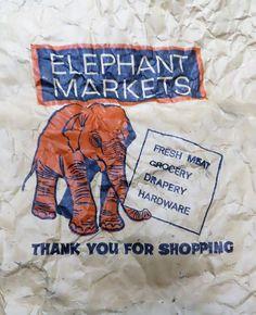 The Elephant Supermarket Shopping in Ballyfermot Thanks to Matt Long