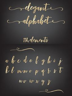 You will receive beautiful gold letters for every craft designs like invitations, branding & cardmaking. Gold Letters, Design Crafts, Gold Foil, Chalkboard Quotes, Art Quotes, Cardmaking, Alphabet, Clip Art, Branding