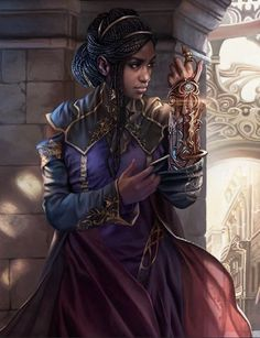 You wake up in a dungeon, roll perception — we-are-rogue:   MtG: Dhund Operative  by Magali...