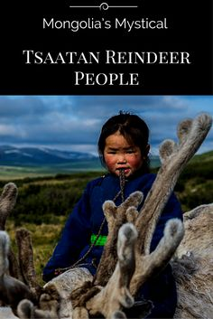 You would never believe this place exists. These people live out in the taiga of Northern Mongolia with no one around but their family, nature and their reindeer. Yes I said reindeer, thousands of them. Check out our photo essay to have your mind blown. #Mongolia #travelexperiences #travel #adventure