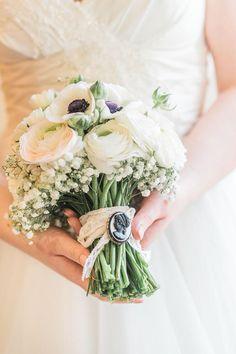 White Bridal Bouquet ❤️