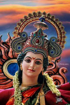 Durga Maa Pictures, Durga Images, Lakshmi Images, Ganesh Images, Durga Ji, Saraswati Goddess, Kali Goddess, Shiva Shakti, Maa Durga Photo