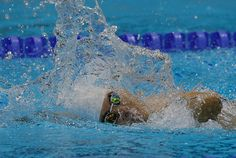 North Korean Rim Ju Song finished last in the S6 50-meter freestyle, nearly 18 seconds behind the winner. That he was the first Paralympian from his country is far less impressive than the fact that just one year ago he didn't know how to swim.