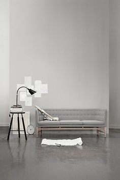 Mayor Sofa by Arne Jacobsen.