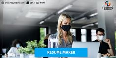 Resume Maker – Craft world-class resume with the help of leading resume maker in Mississauga, Canada. #resume #resumewriting #resumeservices #resumetips #coverletter #careertips #resumeconsultants #COVID19