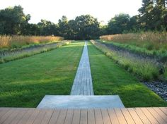 Andrea Cochran, minimalist landscape design wonder